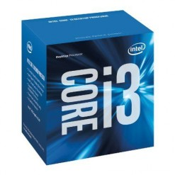 Intel Core i3 6100 6th Gen. 3.7GHZ 3MB Cache