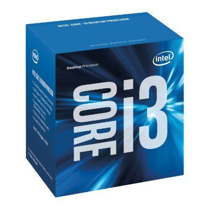 Intel Core i3 6100 6th Gen. 3.7GHZ 3MB Cache