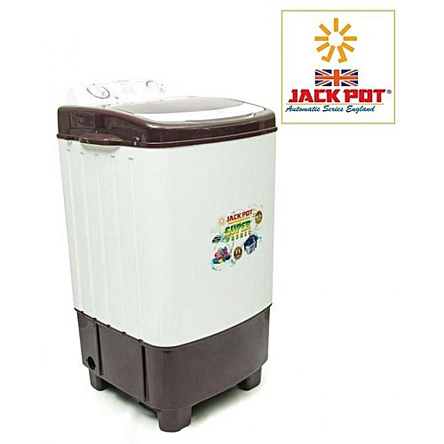 Jack Pot Washing Machine JP7991 10 KG Aqua Wash 100% Copper