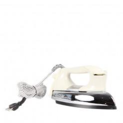 Jackpot Automatic Dry Iron JP-719 – White & Silver