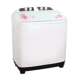 Jackpot Semi-Automatic Twin Tub Washing Machine with Spinner and Dryer JP-7099