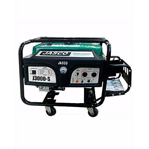 JASCO Jasco J-3000 3.5 KVA Self Start Petrol & Gas Generator with Gas Kit
