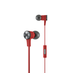 JBL E10 Red In Ear Synchros Handsfree