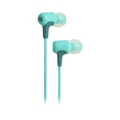 JBL E15 In Ear Green Handsfree