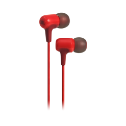 JBL E15 In Ear Red Handsfree