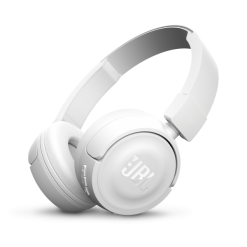 JBL T450BT White Headphone Bluetooth