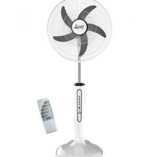 J&S 16 Inch Knight Rechargeable Fan Kn-8730