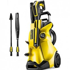 Karcher K4 High Pressure Vacuum Black & Yellow