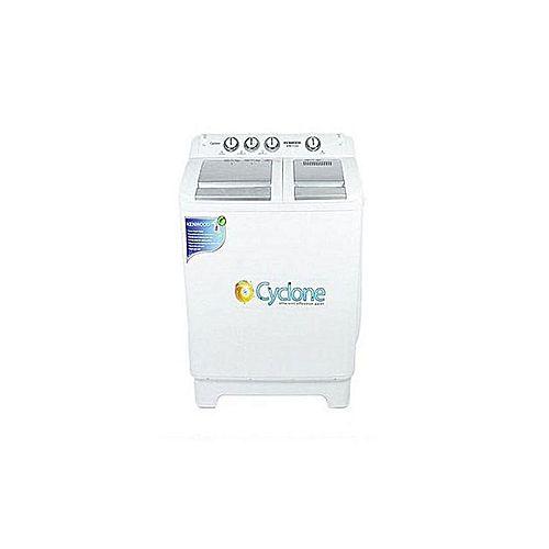 Kenwood KWM-1010 Semi Automatic Washing Machine White