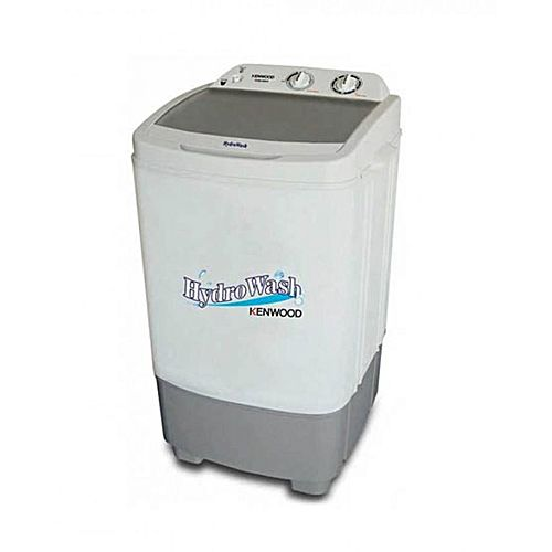 Kenwood KWM 899W Washing Machine Single Tub White Top Transparent