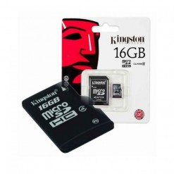 Kingston Micro SD 16GB Card Class4
