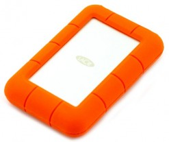 LaCie 4TB Rugged Thunderbolt