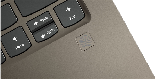 "Yoga 920 (13"") fingerprint reader"