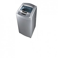 LG LG T9569NEFPS Inverter Top Load Fully Automatic Washer 9KG Silver