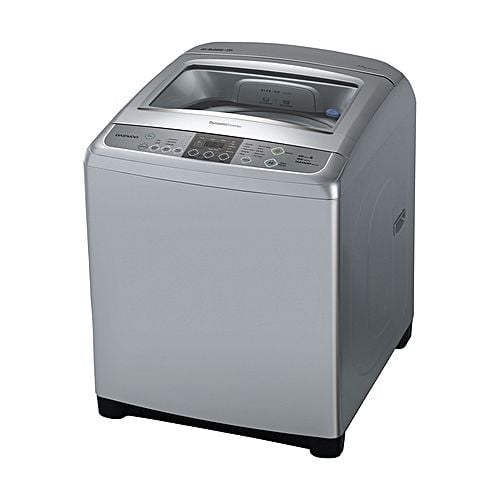 LG T9569NEFPS Top Load Fully Automatic Washer 9KG Silver