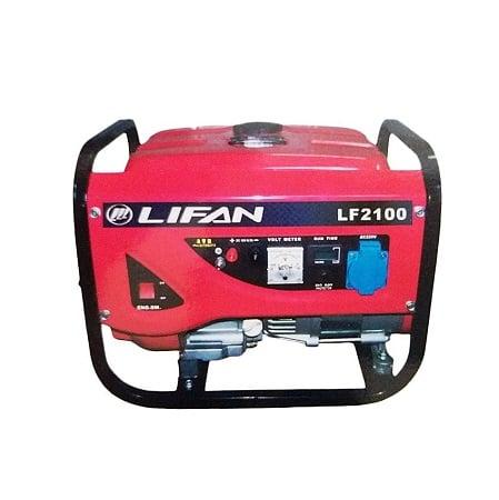 Lifan 1.2 kW Petrol & Gas Generator LF2100GF-3