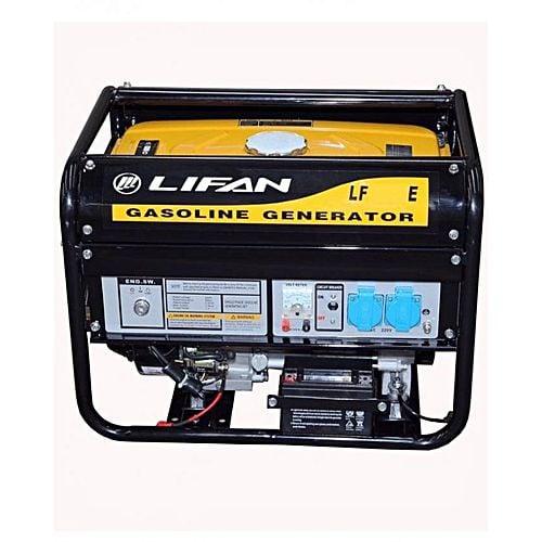 Lifan Petrol Generator 2.7 KW LF3500E with Battery