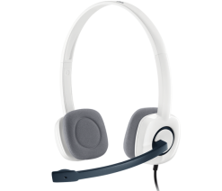 Logitech H150 Headphone White