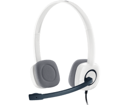 Logitech H150 Headphone White