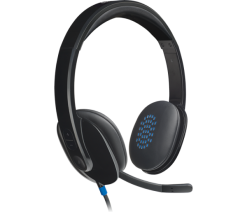 Logitech H540 Usb Headphone