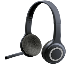 Logitech H600 Wireless Headphone