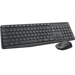 Logitech MK235 Wireless Keyboard and Mouse - 920-007939