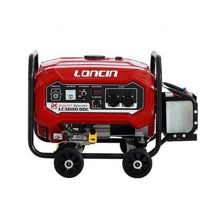 Loncin 2.5 KW Petrol & Gas Generator LC3600DDC