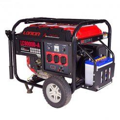 Loncin 6.5 kW Petrol & Gas Generator LC9000DA Electric Start