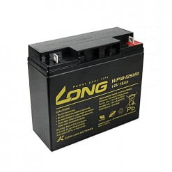 Long Lead-acid battery 12V 18Ah WP18-12