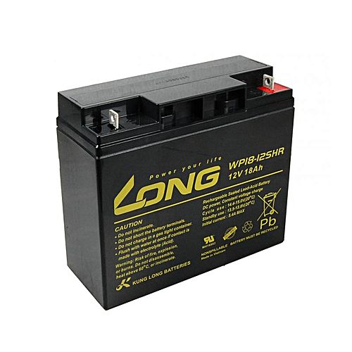Long Lead-acid battery 12V 18Ah WP18-12
