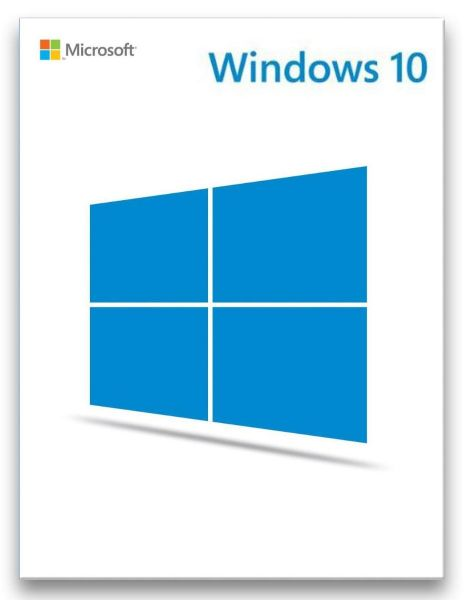 Microsoft Windows 10 Single Language