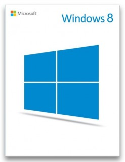 Microsoft Windows 8 Single Language
