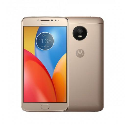 Motorola Moto E4 Plus 16GB Dual Sim Fine Gold (XT1771) - Official Warranty