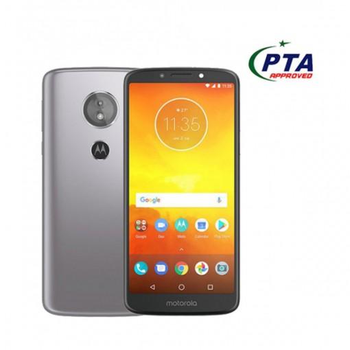 Motorola Moto E5 16GB Dual Sim Iron Grey - Official Warranty