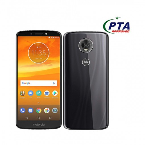 Motorola Moto E5 Plus 32GB Dual Sim Flash Grey - Official Warranty