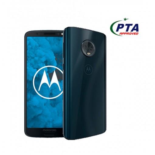 Motorola Moto G6 64GB Dual Sim Deep Indigo - Official Warranty