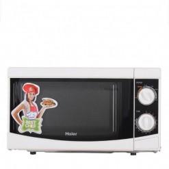 Haier HPK / HGN-2070M/MS  Solo Microwave Oven 20 L White & Black