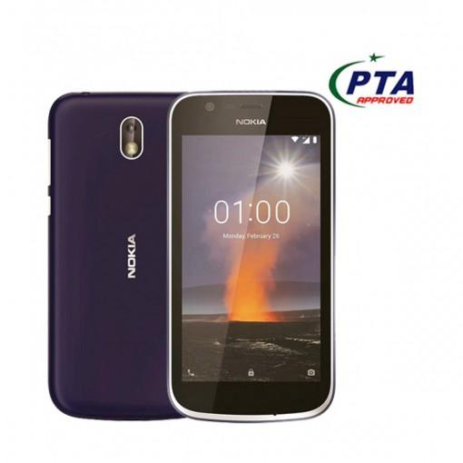 Nokia 1 8GB Dual Sim Dark Blue - Official Warranty
