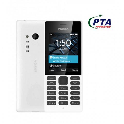 Nokia 150 Dual Sim White - Official Warranty