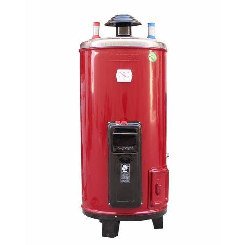 Orient 20 Gallon Gas Storage Geyser in Red