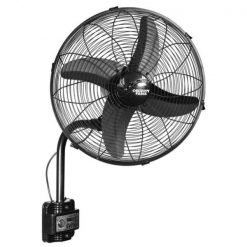 Orient 24 Inch Wall Bracket Heavy Duty Fan