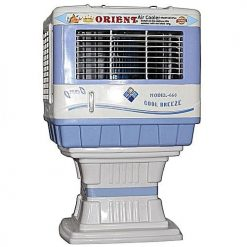 Orient 660 Plus Room Air Cooler White & Blue 100% Pure