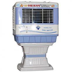 Orient. 660 Plus – Room Air Cooler – White & Blue