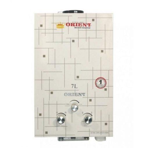 Orient 7 Liters Natural Gas Geyser 21 HG B