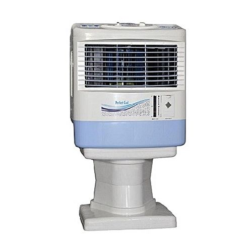 Orient Appliances 2500 – Room Air Cooler – Ice Box – White Blue