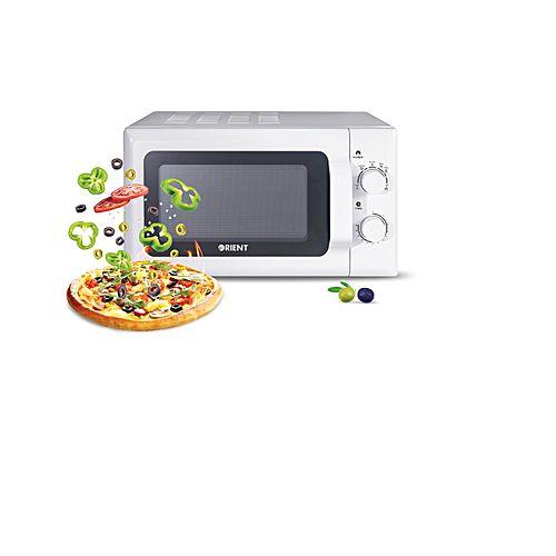 Orient Appliances Microwave Oven Olive 20M White 1200Watt ha252