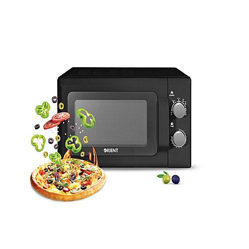 Orient Appliances Onion 20M Solo Microwave Oven Black