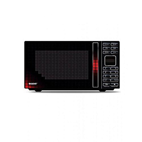 Orient OM30C2 23 Liters Microwave Oven Reddish Black
