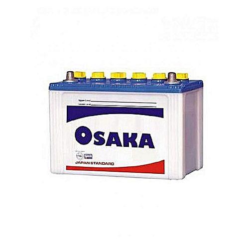 Osaka Batteries S100+ 11 Plates Acid Battery White