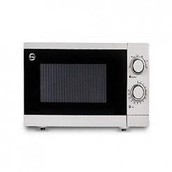 PEL Black & White Microwave Oven PMO20BG